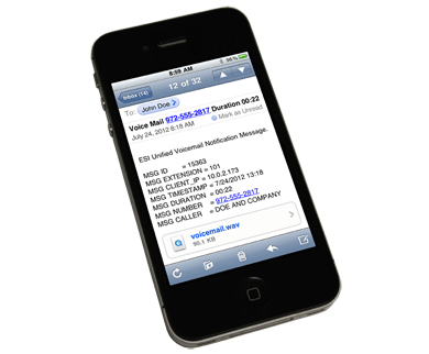 ESI Mobile Messaging