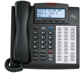 ESI 48-Key Business Phone